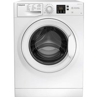 HOTPOINT NSWM943CWUKN Washing Machine.