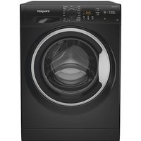 HOTPOINT NSWM943CBSUKN Washing Machine.