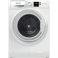 HOTPOINT NSWM1043CWUKN Washing Machine.