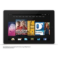 Kindle Fire HD 7 Wi-Fi 8GB White
