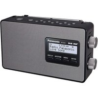 Panasonic Portable DAB Radio.