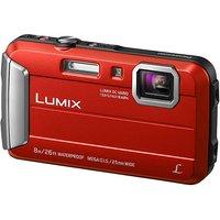 Panasonic Tough Camera Red