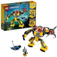 Image of LEGO Creator Underwater Robot