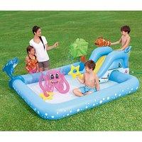 Bestway Aquarium Play Pool with Slide at JD Williams Catalogue