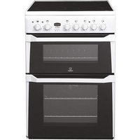 Indesit ID60C2WS 60cm Electric Cooker.