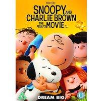 Snoopy Charlie Brown Peanuts Movie