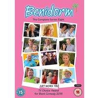 Benidorm Series 8