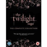 Twilight Saga Complete Collection