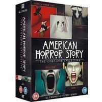 American Horror Story Seasons 1 to 5
