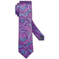 Williams & Brown Paisley Silk Tie