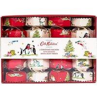 Cath Kidston Four Crackers Gift Set.