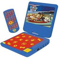 Lexibook Paw Patrol Portable DVD Player.