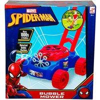 Spiderman Bubble Mower.