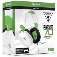 Turtle Beach Recon 70X White Headset.