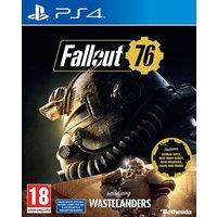 Fallout 76 inc Wastelanders PS4