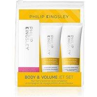 Philip Kingsley Body & Volume Jet Set.