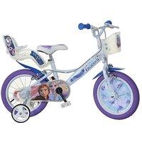 Dino Bikes Frozen 2 14 inch Bike.