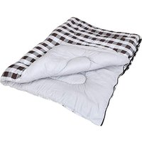 Quest Grey Check sleeping bag 52oz