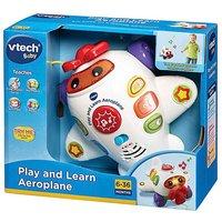V-Tech Play & Learn Aeroplane.