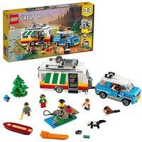 LEGO Creator 3in1 Caravan Family Holiday.
