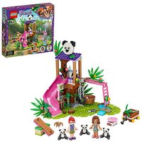 LEGO Friends Panda Jungle Tree House.