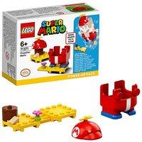 LEGO Mario Propeller Mario Power-Up Pack.