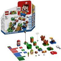 LEGO Mario Adventures with Mario Starter.