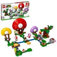 LEGO Mario Toad's Treasure Hunt Set.