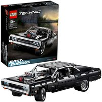 LEGO Technic Dom's Dodge Charger.