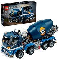 LEGO Technic Concrete Mixer Truck at JD Williams Catalogue