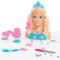 Barbie Dreamtopia - Mermaid Styling Head.