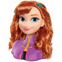 Frozen 2 Anna Styling Head.