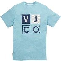 Voi Fades Sky Blue T-Shirt Regular