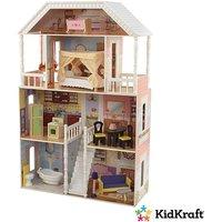 Savanna Dollhouse with Furniture