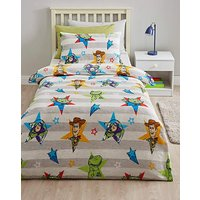Toy Story Toy Star Fleece Duvet Set.