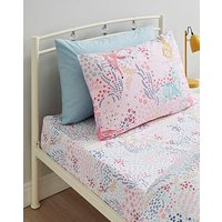 Unicorns Pack of 2 Fitted Sheets.