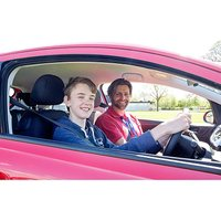 30 minute Young Driver Experience.