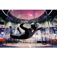iFLY 360 VR Indoor Skydiving Experience.