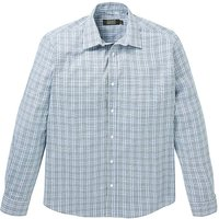 W&B London Check L/S Formal Shirt R