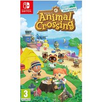 Animal Crossing New Horizons Switch.