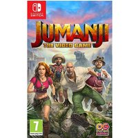Jumanji The Video Game Switch