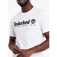 Timberland Heritage Linear Logo T-Shirt.
