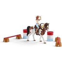 Schleich Horse Club Hannah's Riding Set.