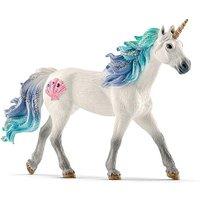 Schleich Bayala Sea Unicorn Stallion Toy.