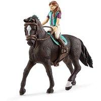 Schleich Horse Club Lisa & Storm Toy.