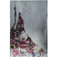Arthouse Momoka Lady Metallic Canvas