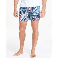 Jacamo Print Swim Shorts.