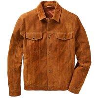 Jacamo Suede Jacket