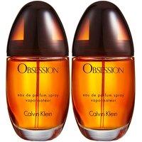 Image of Calvin Klein Obsession 30ml BOGOF