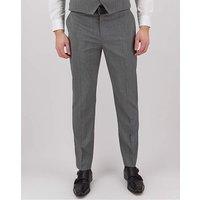 Charcoal Hank Tonic Suit Trousers